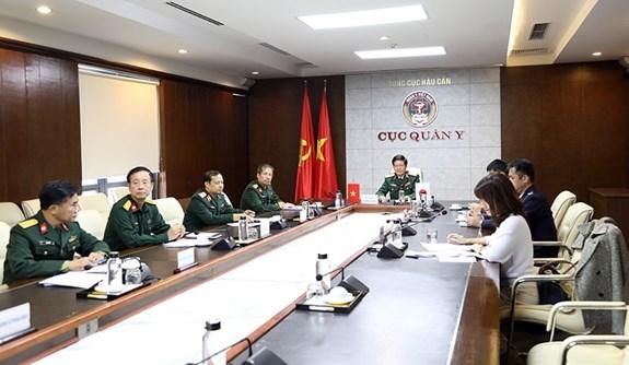 越南与日本军医加强交流与合作 hinh anh 1