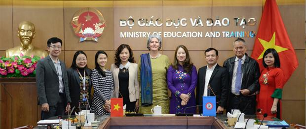 越南在小学生水平评估项目中位居东南亚国家之首 hinh anh 1