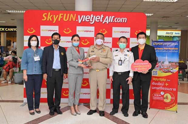 泰国越捷航空公司开通第14条航线 越捷出售99泰铢起特价机票 hinh anh 3