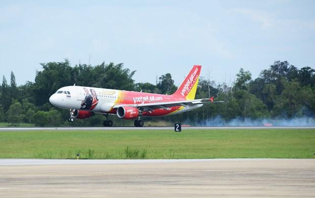 泰国越捷航空公司开通第14条航线 越捷出售99泰铢起特价机票 hinh anh 2