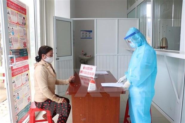 越南卫生部颁布诊所八项防疫安全指南 hinh anh 1