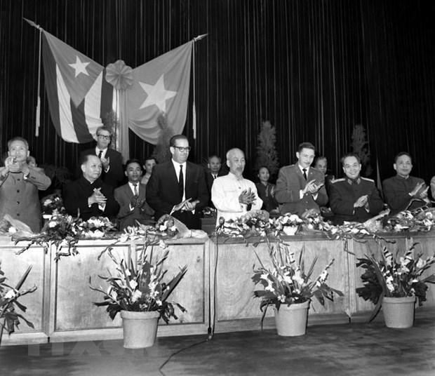 越南与古巴建交60周年:继续撰写光辉的历史 hinh anh 1
