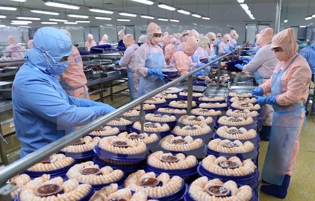 2020年越南水产品出口额预计达86亿美元 hinh anh 1