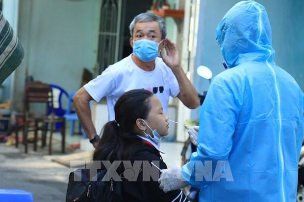 新冠肺炎疫情:越南无新增新冠肺炎确诊病例 新增11例治愈病例 hinh anh 1