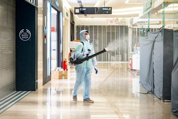 河内市出现2例新冠肺炎确诊病例的相关信息 hinh anh 1
