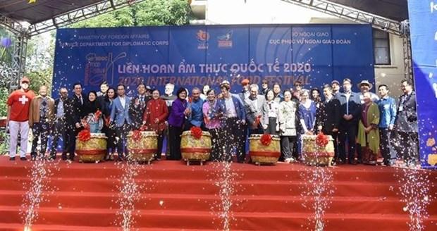第8次国际美食节在河内成功举办 hinh anh 1