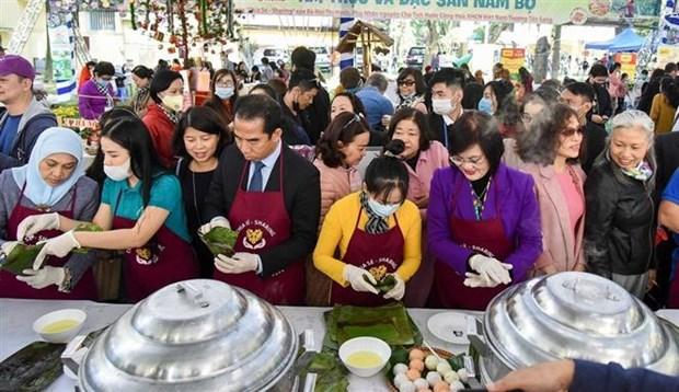 第8次国际美食节在河内成功举办 hinh anh 2