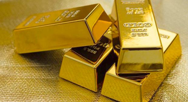 7日上午越南国内市场黄金价格保持在每两5500万越盾以上 hinh anh 1