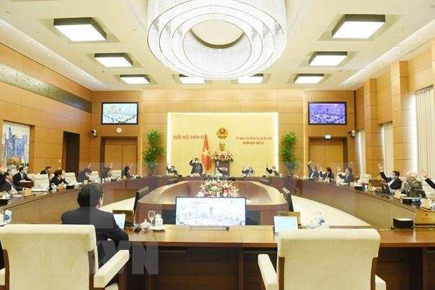 越南国会常务委员会第五十一次会议开幕 hinh anh 3