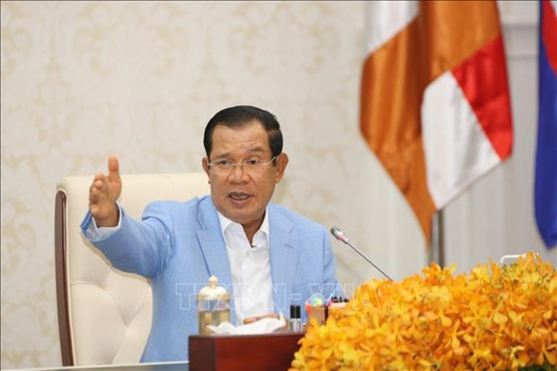 柬埔寨向ACMECS发展基金会捐赠700万美元 hinh anh 1