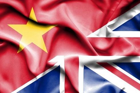《越南—英国自由贸易协定》谈判结束的纲要即将签署 hinh anh 1