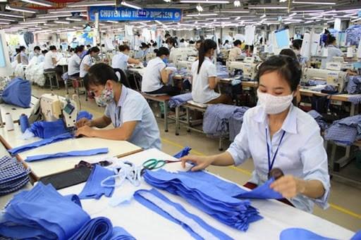 越南与韩国签署《面料产地汇总规则协议》 hinh anh 1