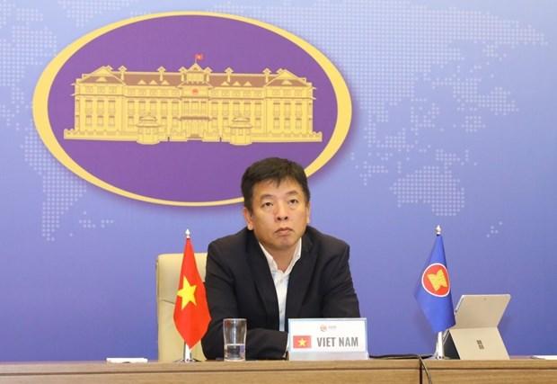 ASEAN 2020: 东盟齐心协力和主动适应的海洋合作 hinh anh 1