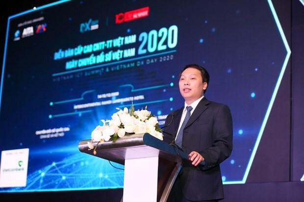 国家数字化转型:共享与连接 hinh anh 2