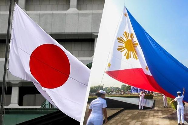 日本和菲律宾重申在东海问题上保持密切合作 hinh anh 1