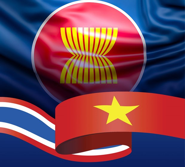 越南——东盟坚定而可靠的成员 hinh anh 1