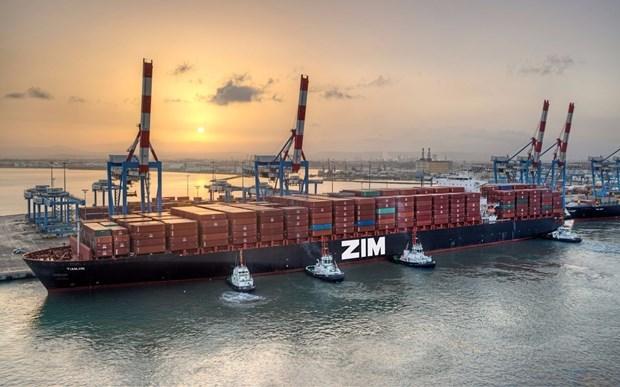 越南对以色列出口受新冠肺炎疫情的较大冲击 hinh anh 1