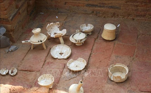 宁平省努力保护考古遗迹价值 hinh anh 1