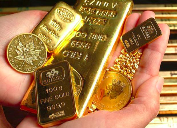 18日越南国内市场黄金价格每两上涨10万越盾 hinh anh 1