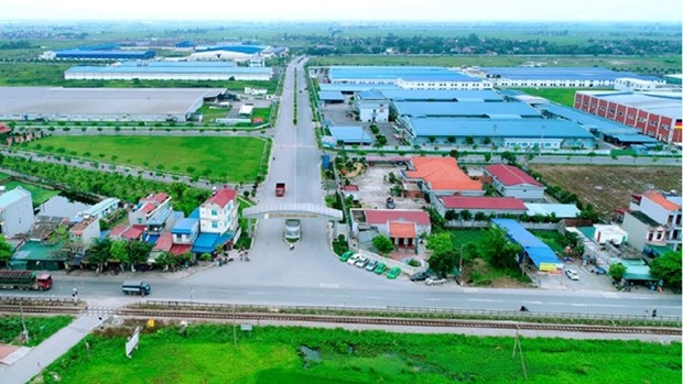 越南南定省力争2021年实现省内生产总值增长8.5%以上的目标 hinh anh 1