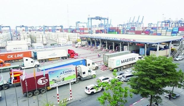 中国仍然是胡志明市最大出口市场 hinh anh 1