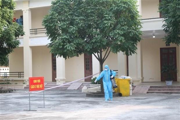 越南新增6例境外输入新冠肺炎确诊病例 hinh anh 1