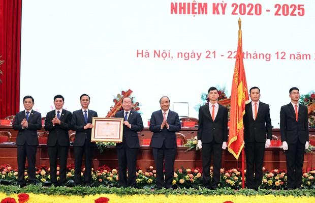阮春福:集体经济发展必须符合人民的真正需求 hinh anh 1