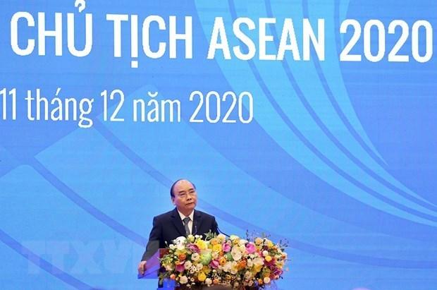 俄罗斯卫星通讯社:2020年对越南而言是非常特别的一年 hinh anh 1