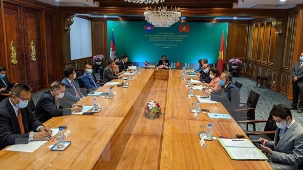 柬埔寨与越南关系迎来历史性时刻 hinh anh 2