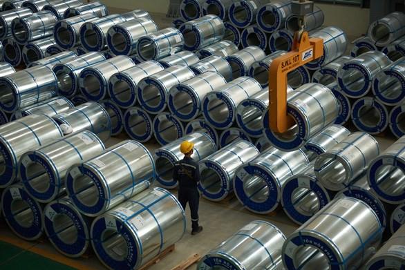 越南对来自中国的冷轧钢产品实施反倾销措施 hinh anh 1
