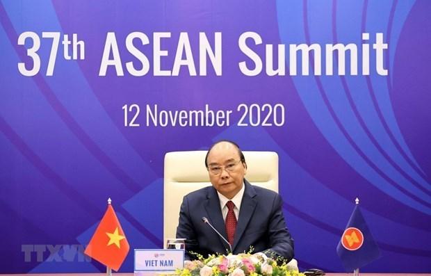 印度教授:美国通过越南担任东盟轮值主席国的作用与东盟加强合作 hinh anh 1