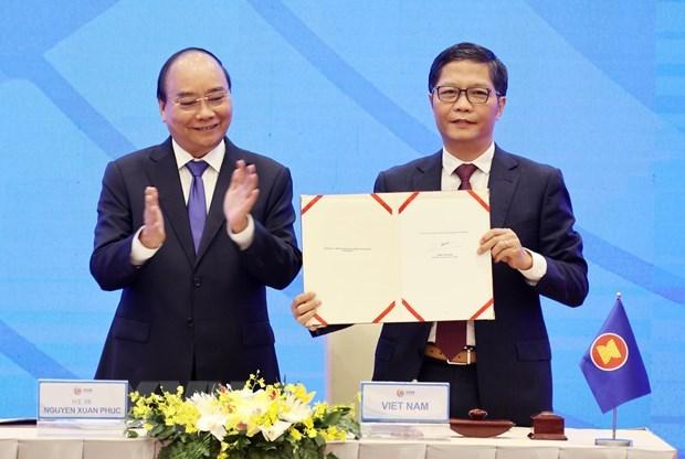越通社评选2020年国际十大热点新闻 hinh anh 3