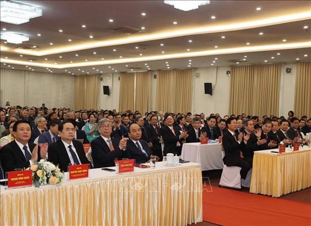 阮春福总理:科学技术须成为现代生产力发展的最重要动力 hinh anh 4