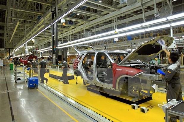 外媒:越南成为世界工厂的大门已打开 hinh anh 1