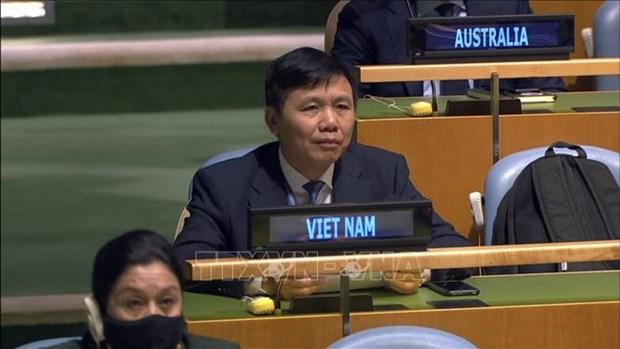 政府总理阮春福呼吁各国、各国际组织和个人积极响应和开展关于国际防范流行病日的决议 hinh anh 2