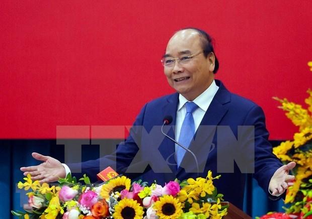 政府总理阮春福:建筑行业需关注居民的住房需求 hinh anh 2