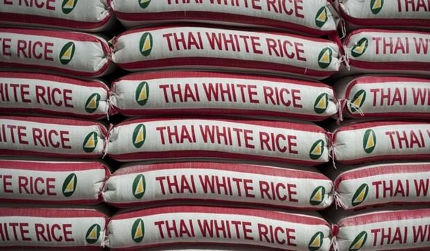 泰国大米出口量首次低于越南 hinh anh 1
