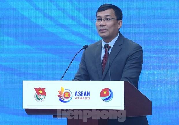 2020年越南-东盟青年日活动正式开幕 hinh anh 3