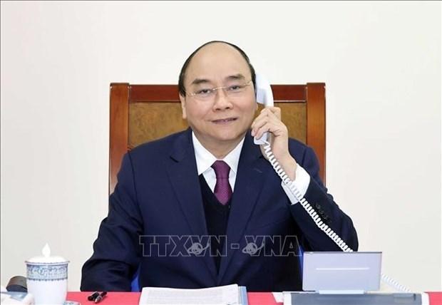 越通社评选一周要闻回顾(2020.12.21-2020.12.27) hinh anh 2