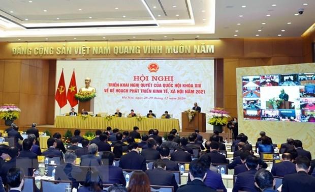 政府总理阮春福:越南在许多领域上完全可以走在前茅 hinh anh 2