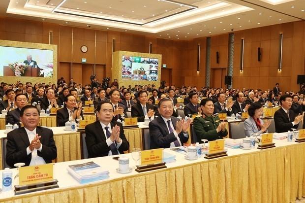 政府总理阮春福:越南在许多领域上完全可以走在前茅 hinh anh 3