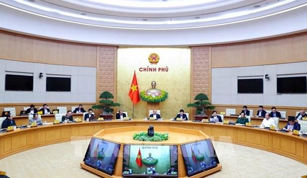 阮春福总理:努力将越南发展成为农业大国 hinh anh 2