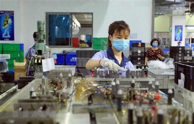 英国媒体:越南正成为全球供应链中的一个充满希望的目的地 hinh anh 1