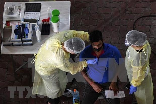 新冠肺炎疫情:新加坡新增5例确诊病例 马来西亚新增病例创疫情暴发以来最高纪录 hinh anh 1