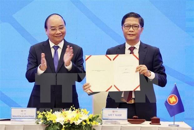 2020年充分展现越南的本领和国际地位 hinh anh 2