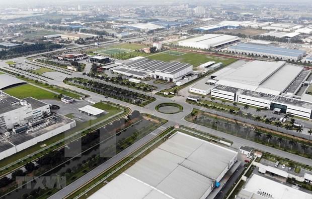 越南政府总理批准隆安省和兴安省工业区发展规划 hinh anh 1