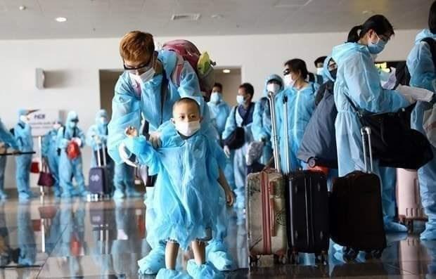 越南新增12例境外输入性新冠肺炎确诊病例 hinh anh 1