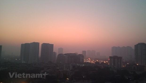 """自然资源与环境部:彻底治理粉尘和空气污染""""黑点"""" hinh anh 1"""