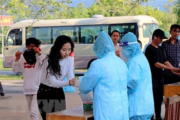 越南新增7例输入性新冠肺炎确诊病例 hinh anh 1