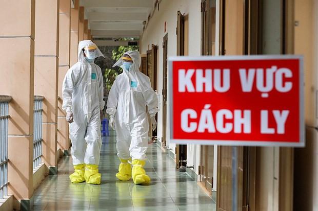新冠肺炎疫情:广宁省一名入境人员隔离期结束后检测结果呈阳性 hinh anh 1